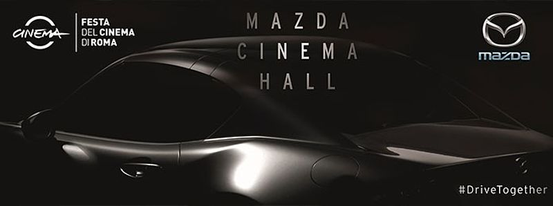 Mazda auf dem Internationalen Filmfestival in Rom